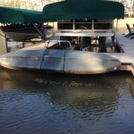 Dockside Kayak Lift and Launch