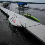 SUP Dock Side Rack