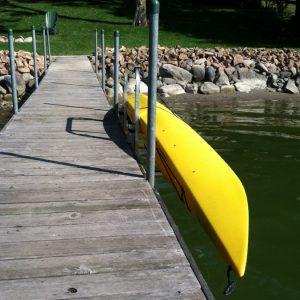 Waterside Kayak Lift