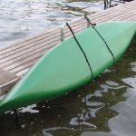 Waterside Dock Mounted Kayak Rack
