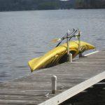 Dockside Kayak Rack