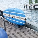 SUP Dockside Rack