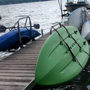 Paddle Board Dock Rack