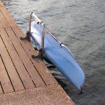 DockSider Waterside Kayak Dock Holder - Bolt On