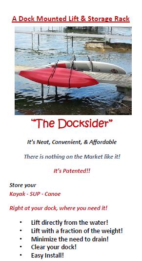 Kayak Brochure page 1