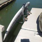 SUP Dockside Rack - Custom Mount for Ramp