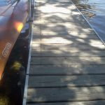 Kayak dock rack - B&D Manufacturing