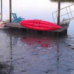 Stainless Steel Kayak Rack