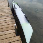 kayak rack and lift for dock