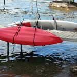SUP and Kayak Rack for Dock