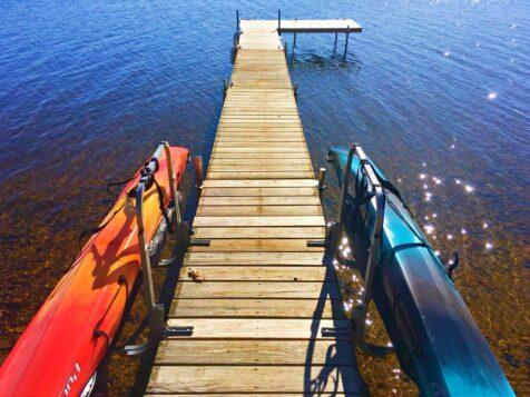 Kayak Dock Racks