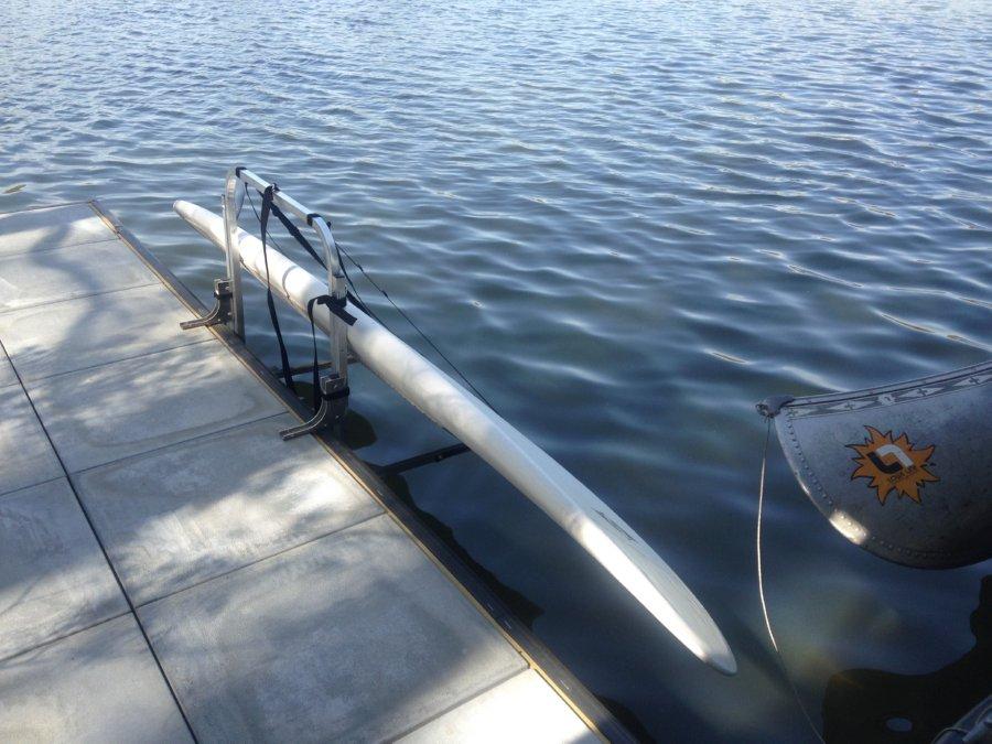Paddle Board Dock Lift