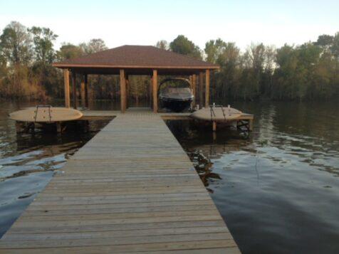 SUP Dock Rack