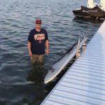 SUP Dock Lift