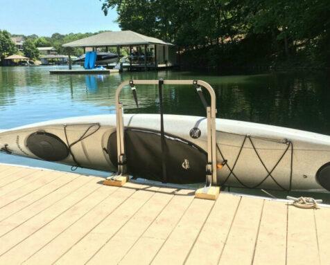 Kayak Dock Storage Rack