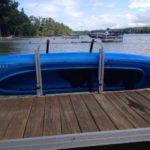 Waterside Dock Rack