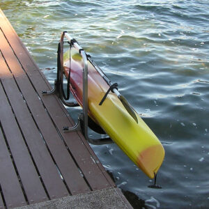 DockSider Dockside Kayak Rack - Bolt On