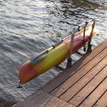 DockSider Kayak dock rack