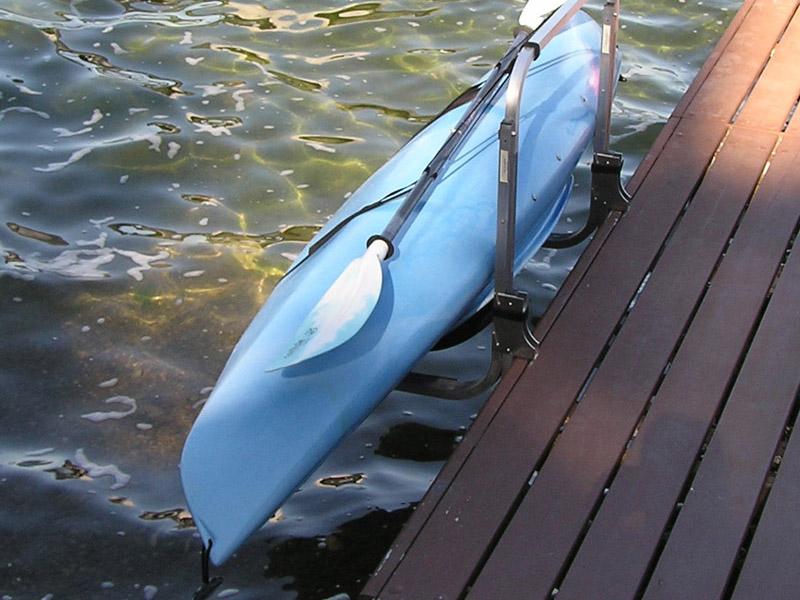 Docksider Kayak Dock Rack – Clamp On