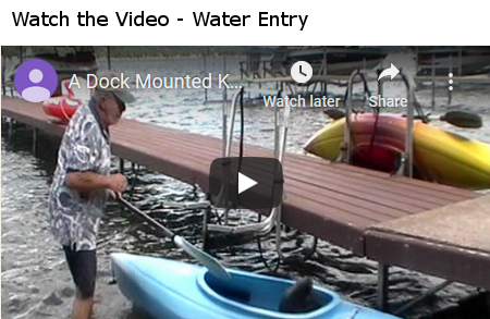 Watch the Video - Water Entry